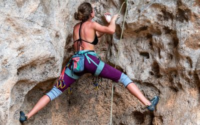 3 Things Job Searchers Can Learn From Rock Climbers.